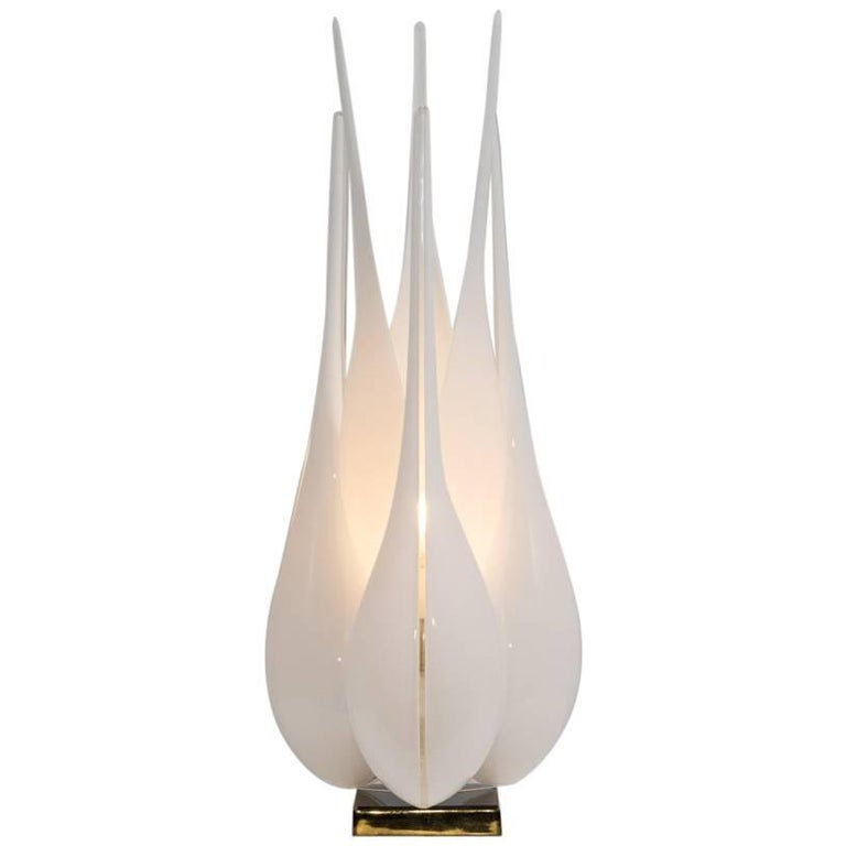 Rare Rougier Designed Lamp Canada, Late 1970s