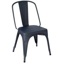 AC Chair in Midnight Blue by Xavier Pauchard & Tolix