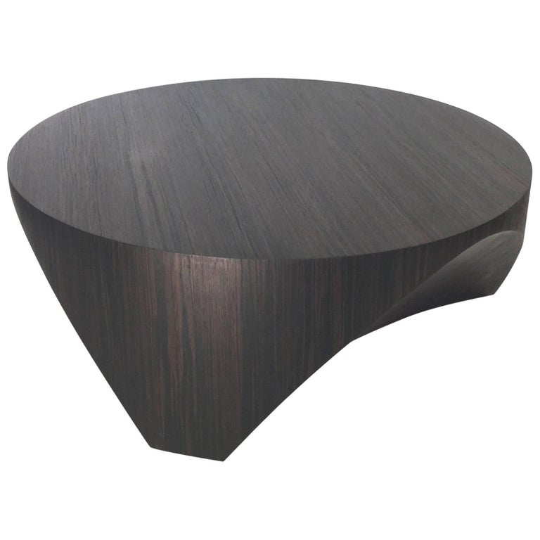 "William Earle ""Barrens"" Cocktail table, round, 40"""