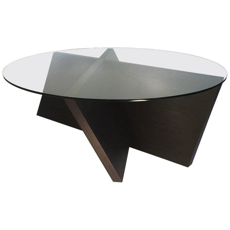 "William Earle ""Raef"" Cocktail Table Round"