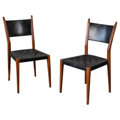 Pair of Paul McCobb for Directional Side Chairs
