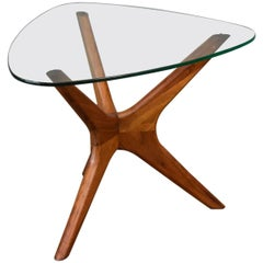 Adrian Pearsall Tri-Symmetric Side Table