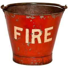 Victorian Fire Bucket