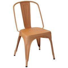 AC Chair in Terracotta by Xavier Pauchard & Tolix