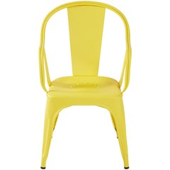 C Armchair in Yellow by Xavier Pauchard & Tolix