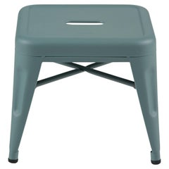 H Stool 30 in Sage Green by Chantal Andriot & Tolix