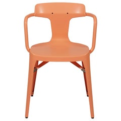 T14 Chair in Flamingo Pink by Patrick Norguet & Tolix