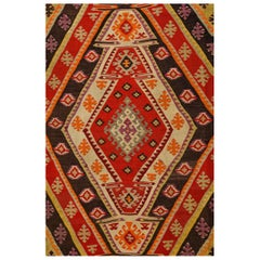 Antique Turkish Kilim Sivas from Private Collection