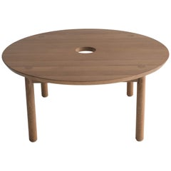 Aurea Coffee Table, Sienna Minimalist / Midcentury Table in Wood