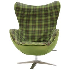 Midcentury Swivel Chair