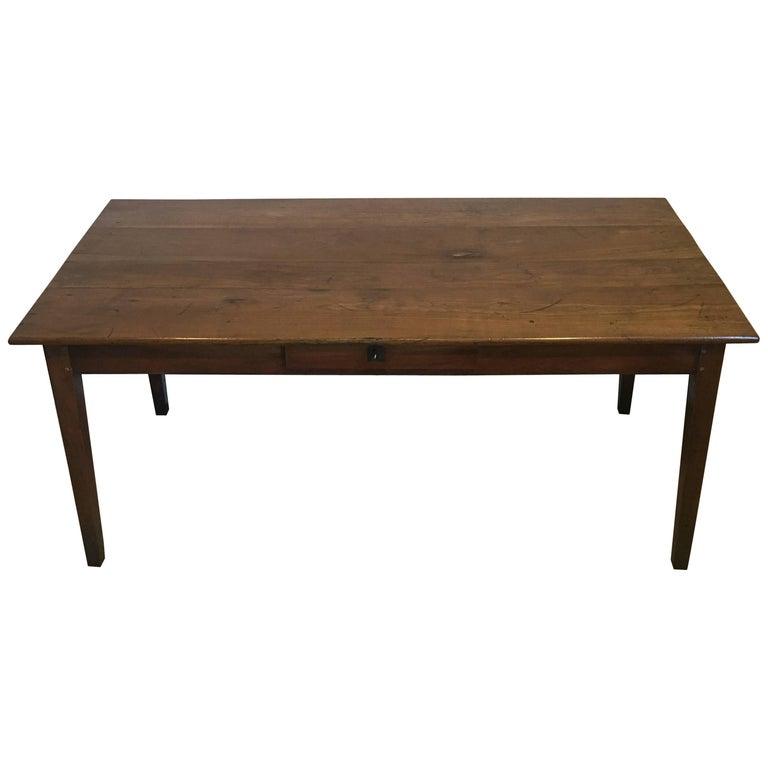 Farm Table Cherrywood Six-Seat