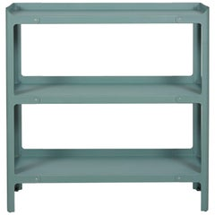 Wide Pop Shelf 900 in Sage Green by Normal Studio & Tolix