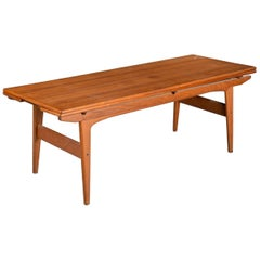 Modular Teak Coffee Table