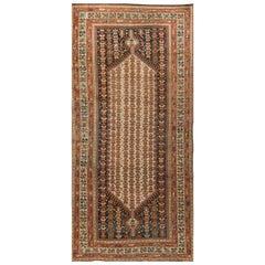Antique Persian Shiraz Rug, circa 1890
