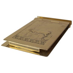 Notepad Hunting Motiv