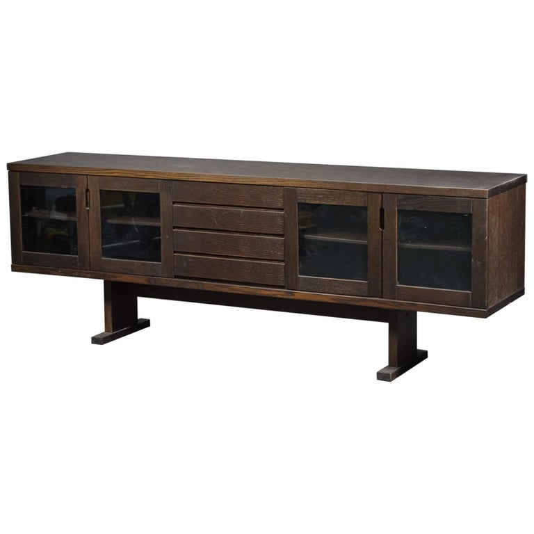 Dark Oak Sideboard