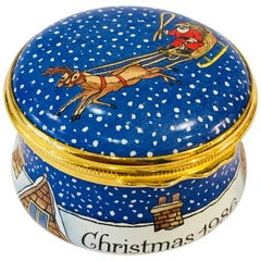 'Halcyon Days' Christmas 1986 Box