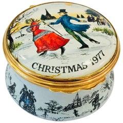 'Halcyon Days' Christmas 1977 Box