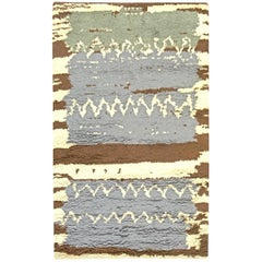 Contemporary Hand-Knotted Wool Area Rug 'Doris Leslie Blau'