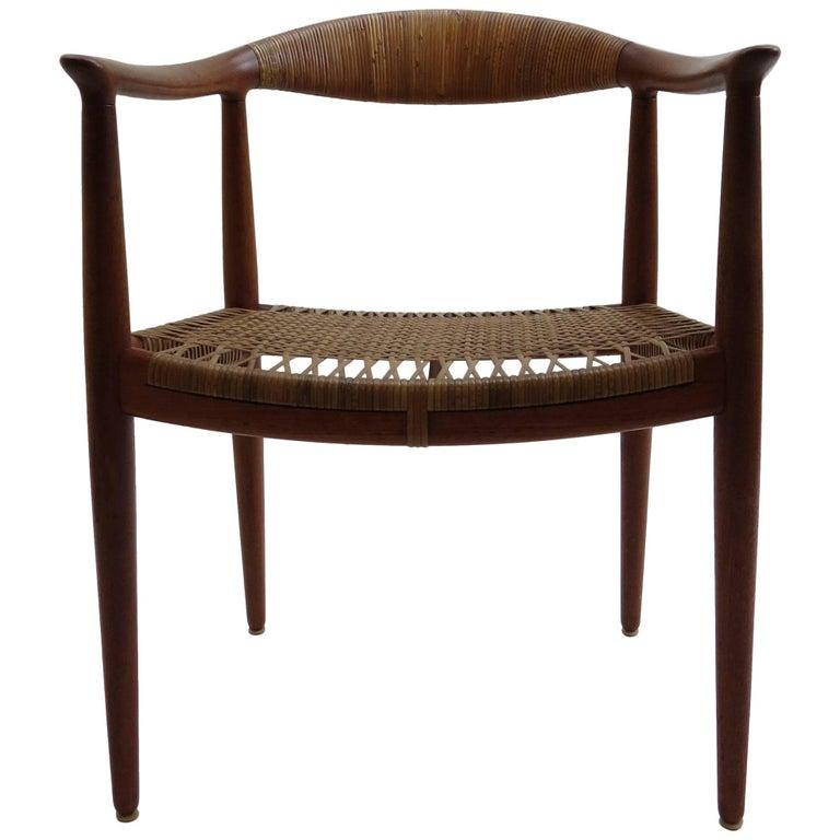The Chair by Hans J Wegner for Johannes Hansen JH501