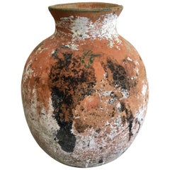 Early 20th Century Terracotta Pot from Mexico