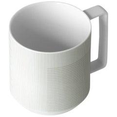 Maharam Pattern Porcelain Mug by Scholten & Baijings