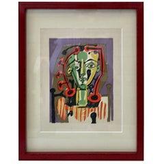 Picasso Lithograph