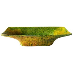 Marcello Fantoni for Raymor Italian Modern Rectangular Bowl