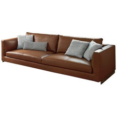 Arflex Rendez Vous Depth 95 Sofa by Mauro Lipparini