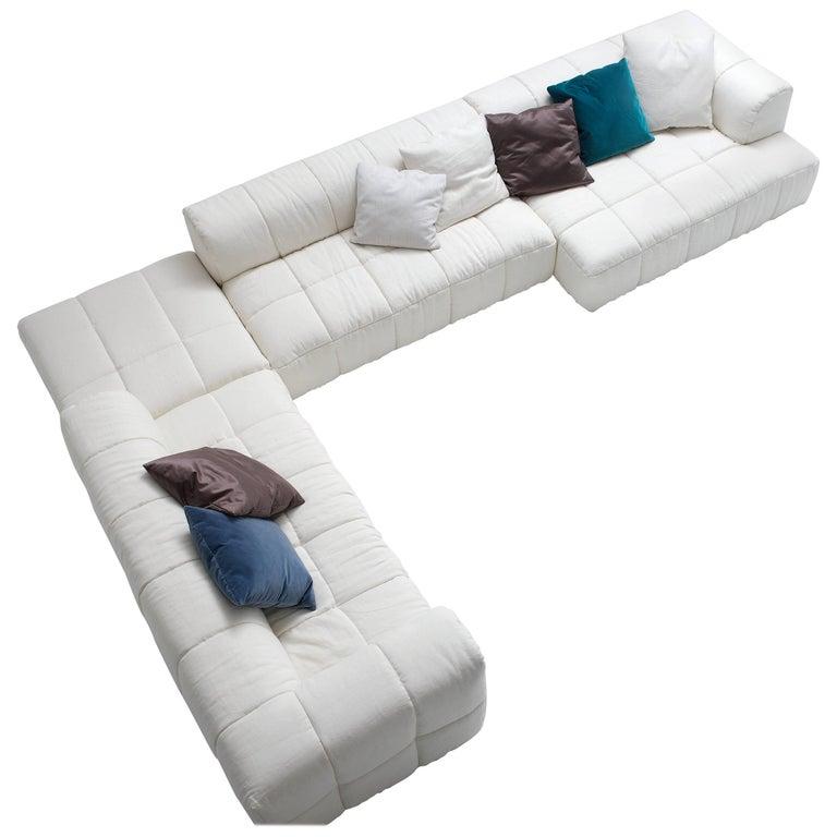 Arflex Strips Sofa by Cini Boeri