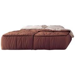 Arflex Strips Bed by Cini Boeri