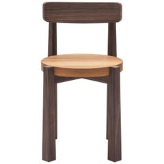 Handmade Bespoke Wooden Dining Chair Sediolina