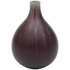 Large Vase in Stoneware by Axel Salto