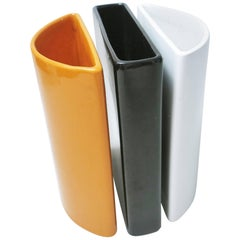 Set of Three Vases by Aldo Cotti and Tronconi, 1970