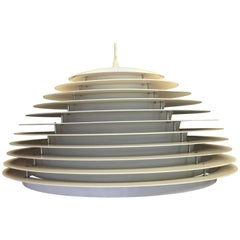 'Hekla' Ceiling Lamp by Jon Olafsson & Peter B Luhtersson for Fog & Morup