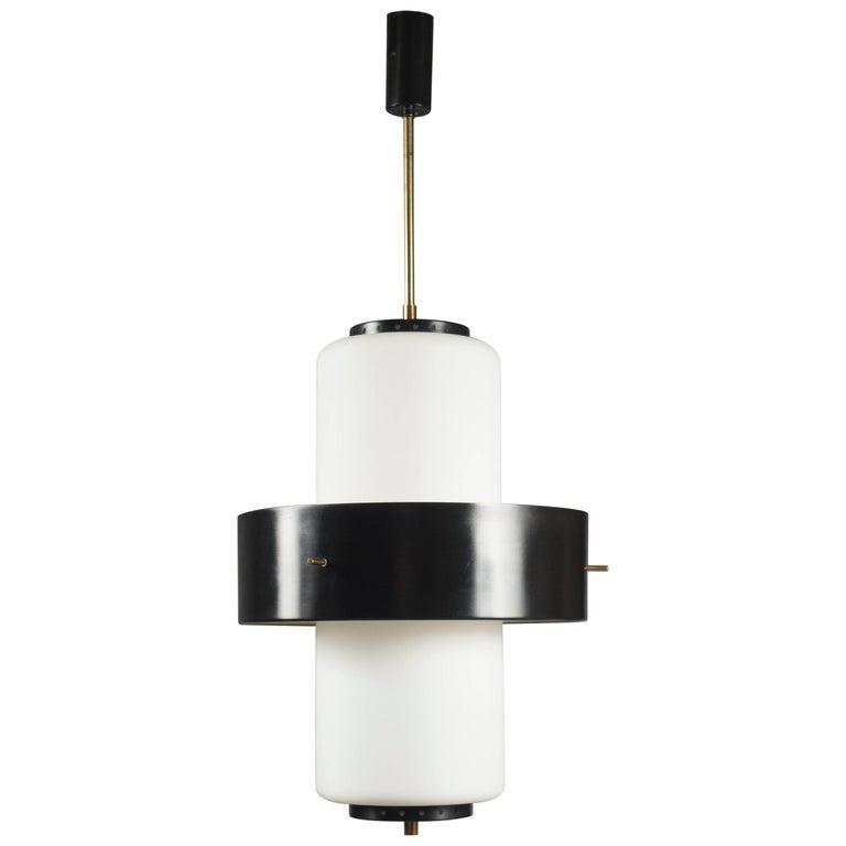 Lantern Attributed to Stilnovo, Italy, 1960s