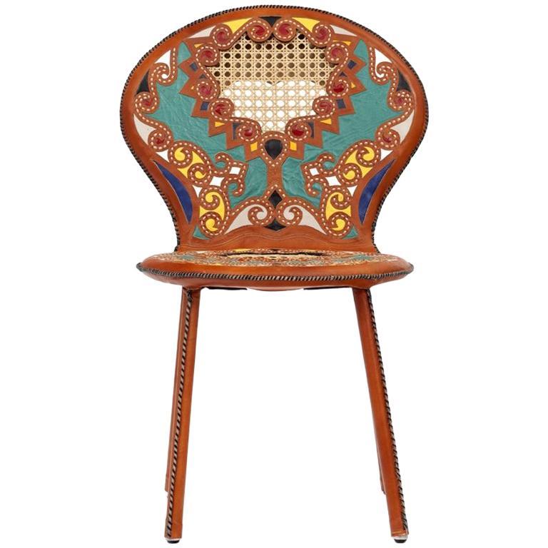 """Cangaço"" Contemporary Chair, Brazilian Design"
