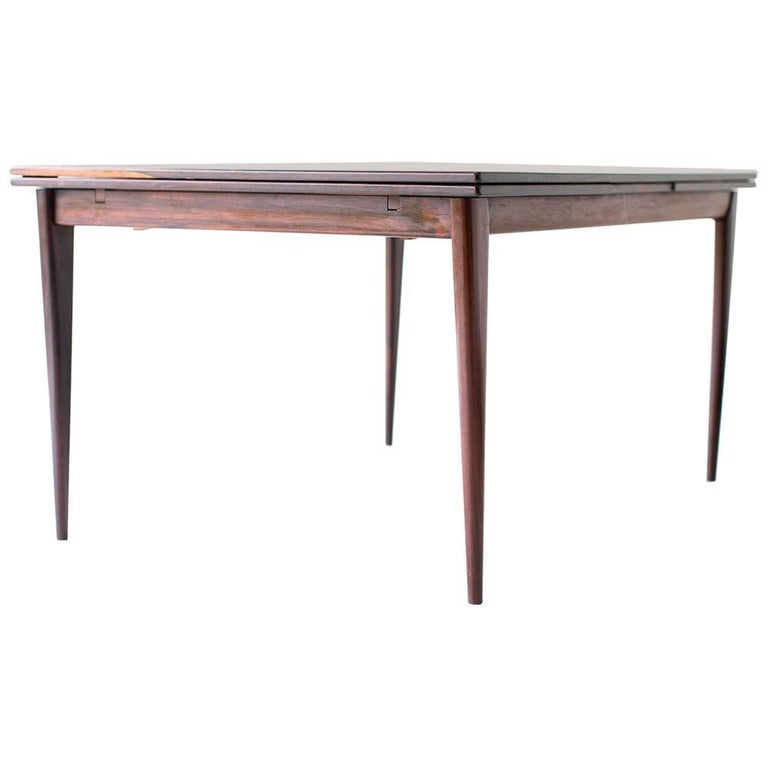 Niels O Moller Rosewood Dining Table