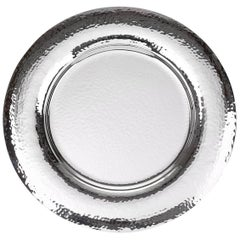 Troiana Sterling Silver Decorative Plate