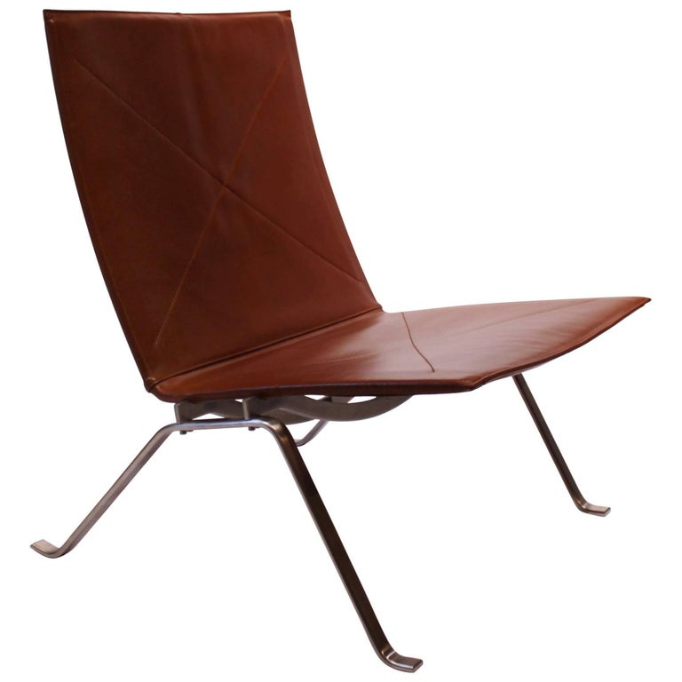 Easy Chair, Model PK22, by Poul Kjærholm and Fritz Hansen, 2016