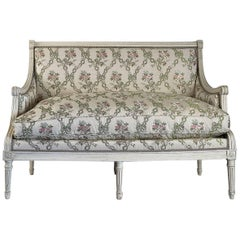 Attributed to Georges Jacob circa 1780, Sofa Late 18th Century Louis XVI Period