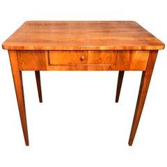 Small Biedermeier Desk, Germany, 1820