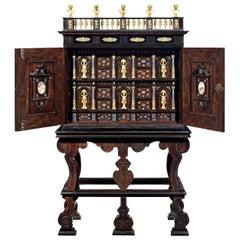 17th Century Cabinet of Curiosities