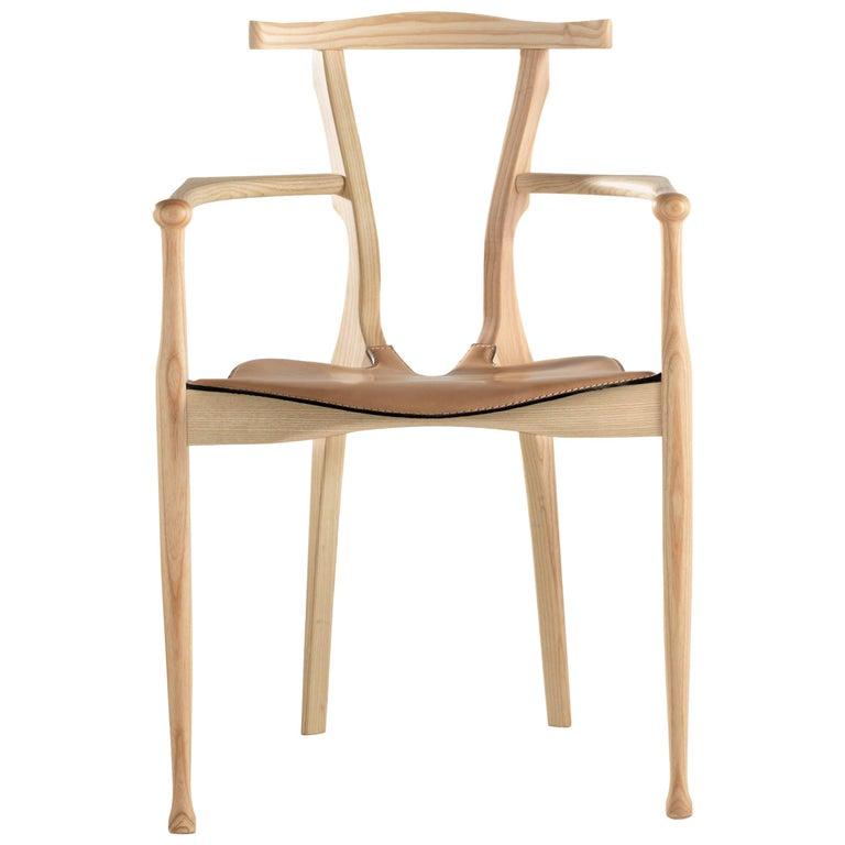 Gaulino Chair, Natural