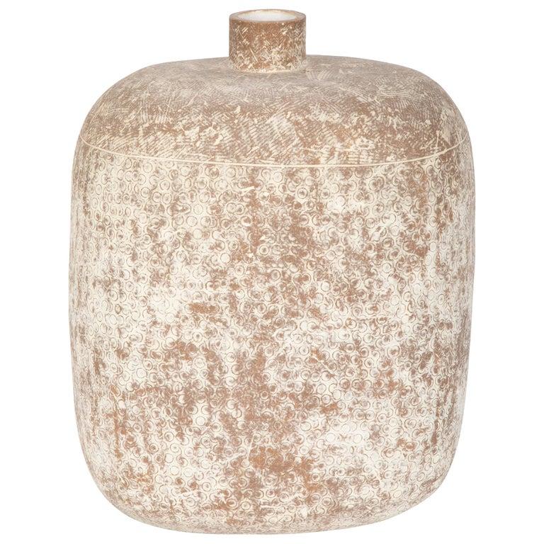 Claude Conover Vase Titled Calumkin