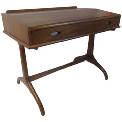 Henredon Teak Writing Desk