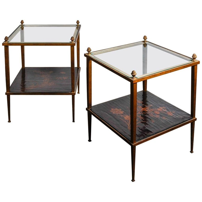 Pair of Side Tables by Ramsay