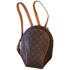 Small Louis Vuitton Backpack Monogramm Bag