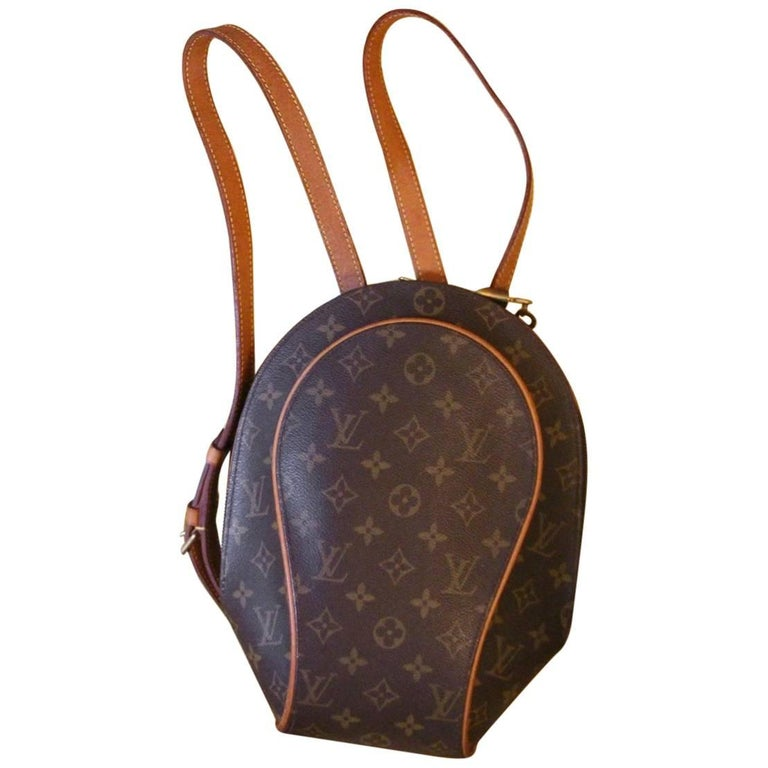Small Louis Vuitton Backpack Monogramm Bag For
