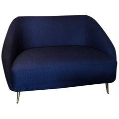 Sofa by ISA Bergamo, Italy, 1950s